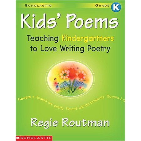 Kids' Poems: Kindergarten : Teaching Kindergartners to Love Writing - Short Halloween Poems For Kindergarten