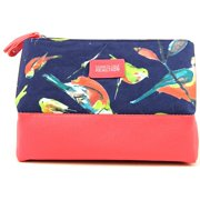 Kenneth Cole Reaction K98384 Womens Canvas Cosmetic Bags