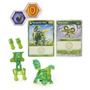 Bakugan Ultra, Ramparian with Transforming Baku-Gear, Armored Alliance 3-inch Tall Collectible Action Figure
