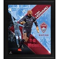 "Tim Howard Colorado Rapids Framed 15"" x 17"" Final MLS Season Collage"