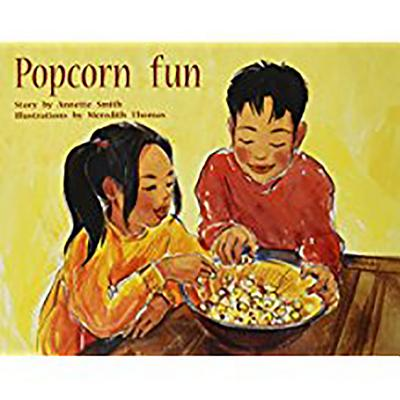 Rigby PM Plus : Individual Student Edition Green (Levels 12-14) Popcorn Fun