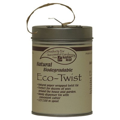 Lusterleaf 325'' Natural Eco Twist (Set of 12)