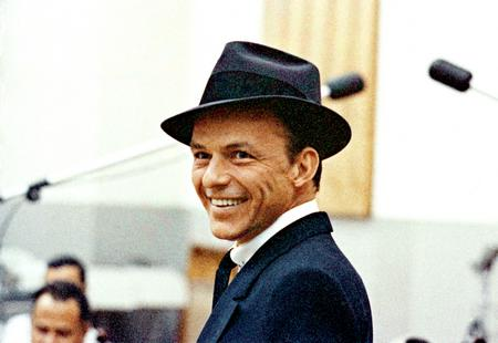 """Frank Sinatra poster Mini 11/""""X17/"""""""