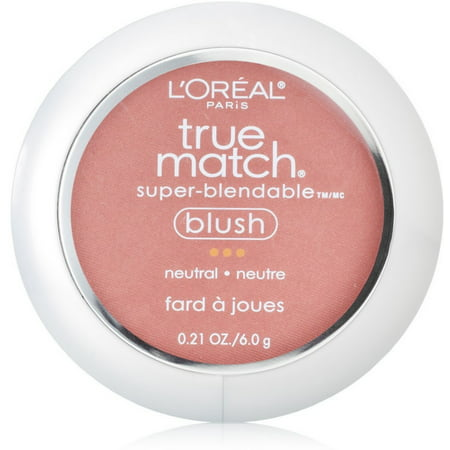Loreal True Match Super Blendable Blush  Apricot Kiss 0 21 Oz
