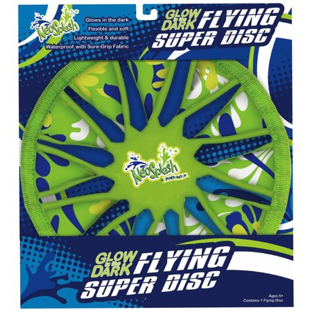 Pumponator Neosplash Flying Disc](Flying Discs)