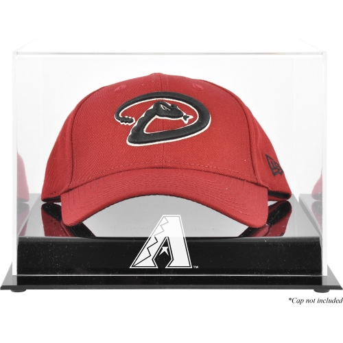 Arizona Diamondbacks Fanatics Authentic Acrylic Cap Logo Display Case - No Size