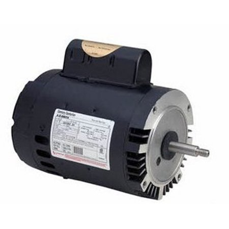 - 3 hp 3450 RPM 56J Frame 230V Switchless Swimming Pool Pump Motor Century # B131