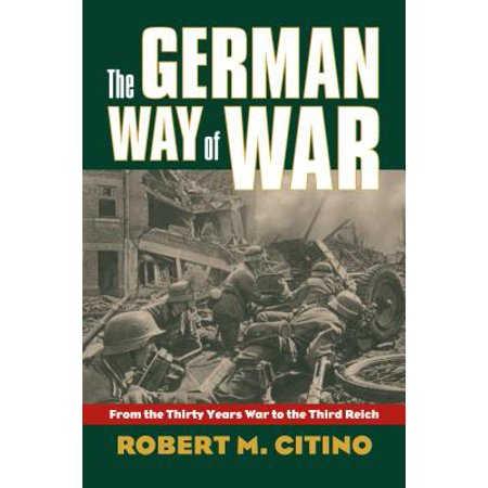 The German Way of War : From the Thirty Years' War to the Third (Steve Reich 3rd Movement From Electric Counterpoint)