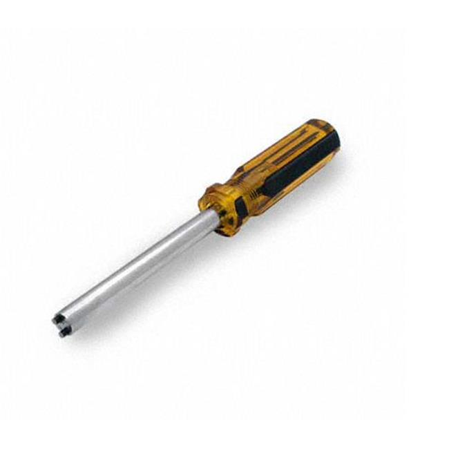 Jacknob Jn08915 No.  6 - 8 One-Way Screw Remover - Yellow