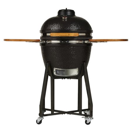 Vision Grills 22 M Series Kamado Charcoal Grill With Smoker
