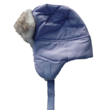 0d84e543135f6 ABC - ABC Toddler Girls Purple Trapper Hat Fur Trim aviator - Walmart.com