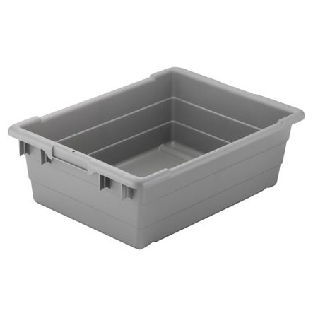 Plastic Stacking Cabinet - Akro-Mils Cross-Stack Tub (Set of 6)