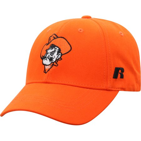 Men's Russell Orange Oklahoma State Cowboys Endless Adjustable Hat - OSFA