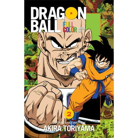 72 Dragon - Dragon Ball Full Color, Vol. 2