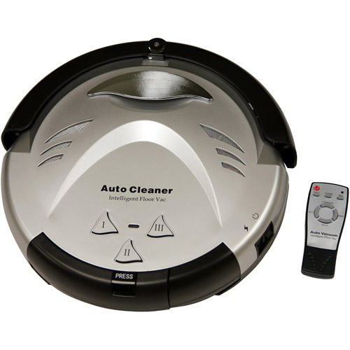 iTouchless Robotic Intelligent Automatic Vacuum Cleaner, AV002A
