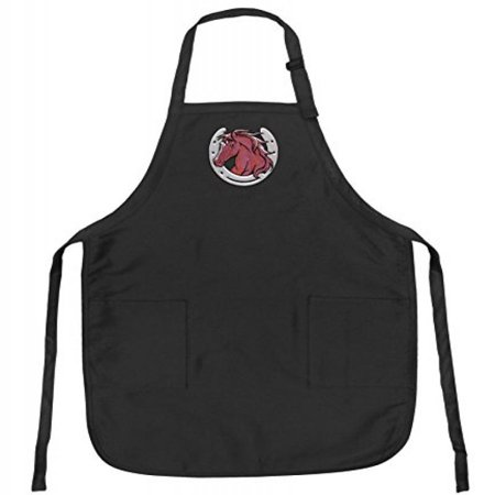 - Horse Apron Horse Design Aprons for Grilling, Barbecue, Kitchen