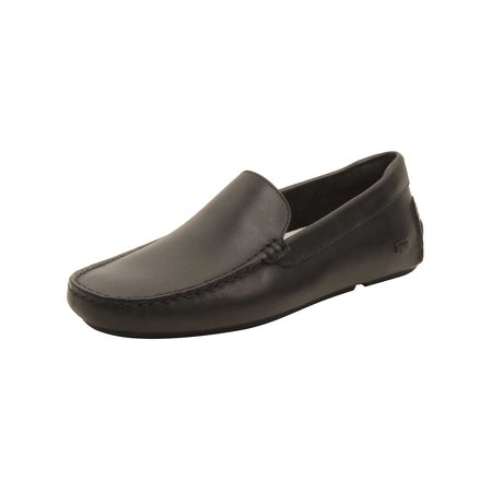 f1c59c03b Lacoste - Lacoste Mens Piloter 117 Loafers in Black - Walmart.com