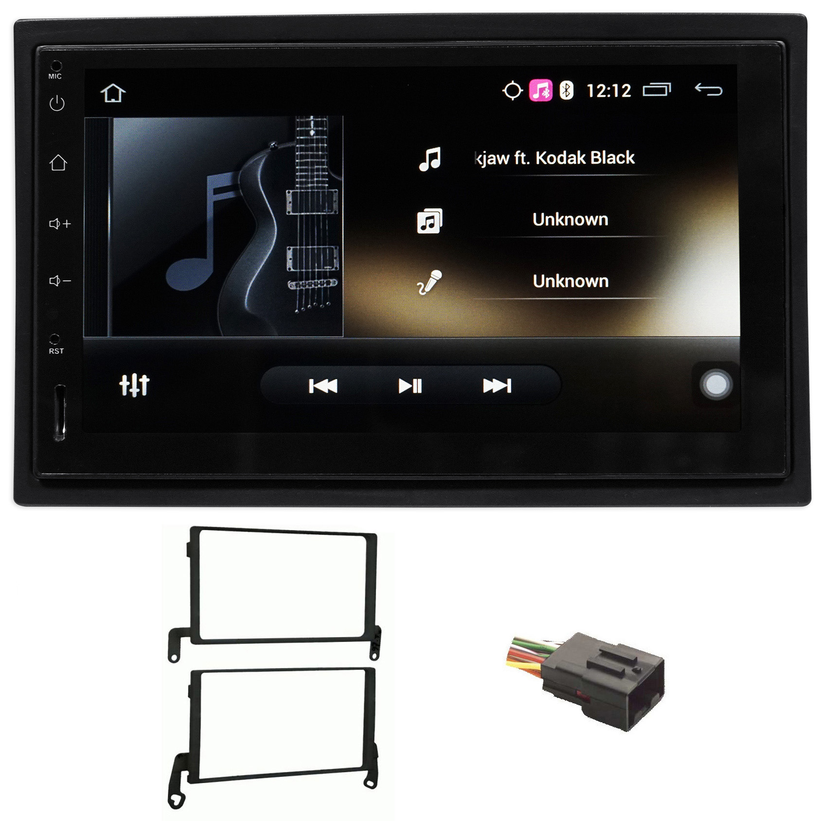 Car Navigation/Bluetooth/Wifi/Android Receiver For 1999-2002 Lincoln Navigator