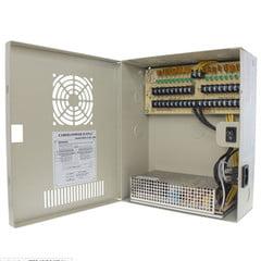 18 Port, Power Distribution Box, 12 VDC/20A