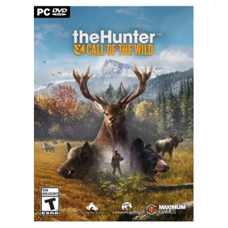 Next Level Pc Games (MAXIMUM GAMES theHunter: Call of the Wild (PC))