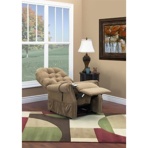Medlift 25 Series Three-Way Reclining Lift Chair