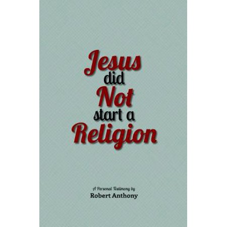 Jesus did Not start a Religion - - Year Did Halloween Start