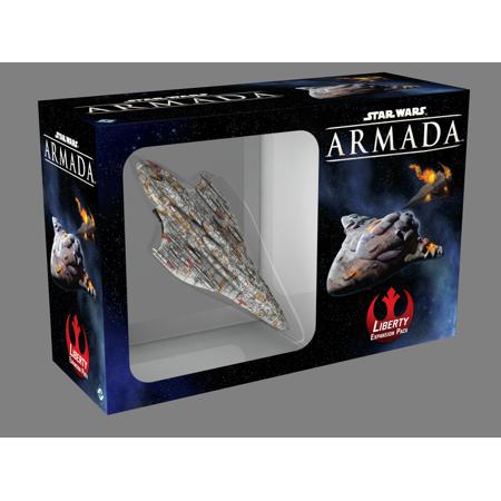 Star Wars Armada: Liberty Class Cruiser Expansion (Star Clasp)