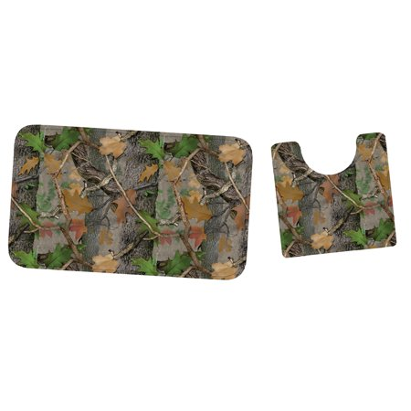 (Rivers Edge Products Memory Foam Mat Camo, Set)