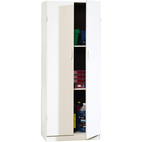 sauder beginnings storage cabinet - walmart