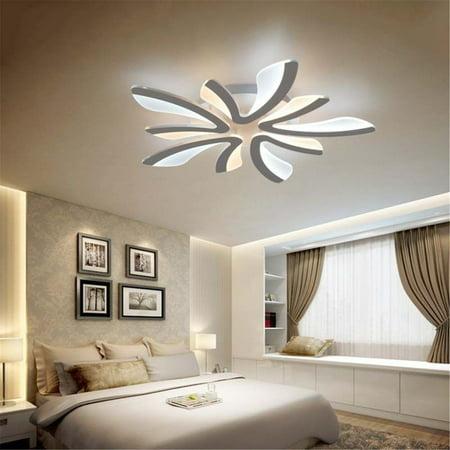 Modern LED Dandelion Acrylic Ceiling Lamp Pendant Light ...