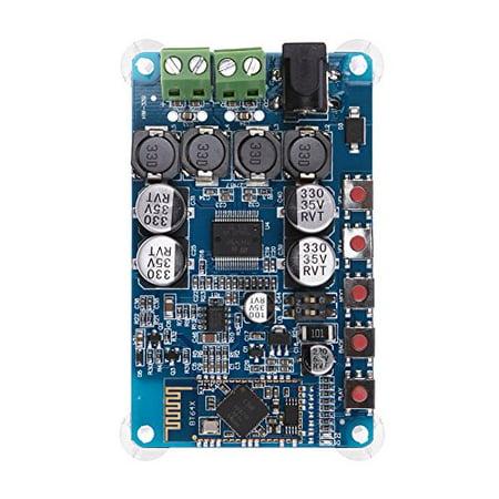 UEB TDA7492P Bluetooth 4.2 CSR64210 Audio Receiver Digital Amplifier Board