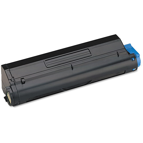 Oki 43502001 Type 9 Black Toner Cartridge