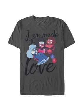 aede56c4ce69 Product Image Steven Universe Men's Made of Love T-Shirt