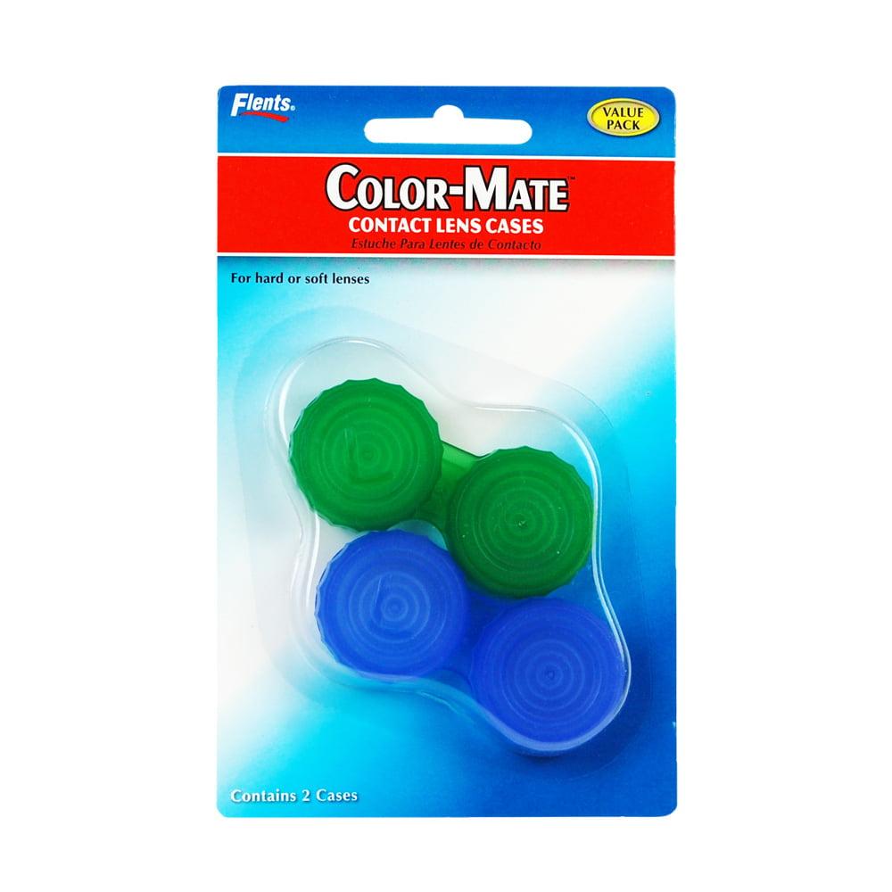 Flents Color-Mate Lens Case