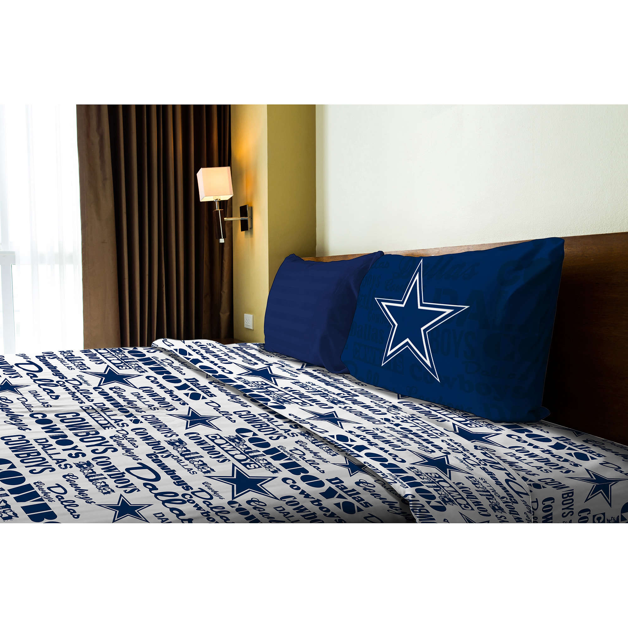 NFL Dallas Cowboys Sheet Set