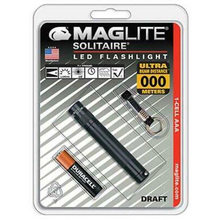 Maglite Solitaire Black