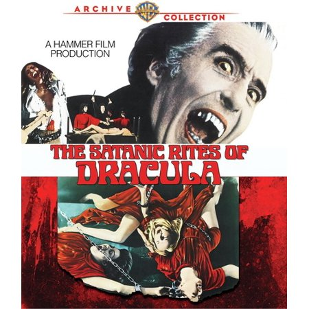 The Satanic Rites Of Dracula (Blu-ray) - List Of Satanic Movies