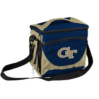 GA Tech Yellow Jackets Logo 24-Can Cooler