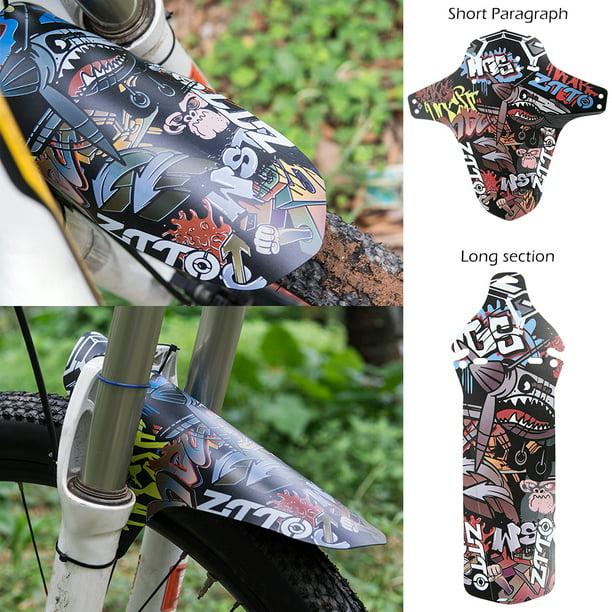 Cycling MTB Mudguard Mountain Bike Mud Guard Bicycle Front Tyre Splash UK