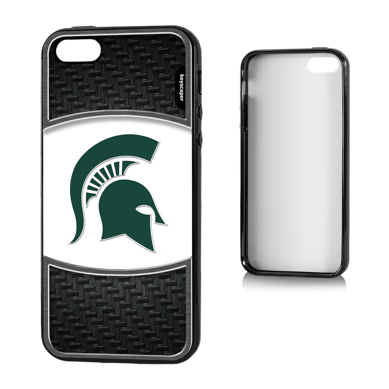 Michigan State Spartans iPhone 5 and iPhone 5s Bumper Case