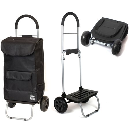 Trolley Dolly Insulated Trolly Dolly Black