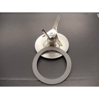 Blendin Blade and Sealing Gasket For Oster Blender,Ice Crushing, All Metal Drive,Replaces 4961