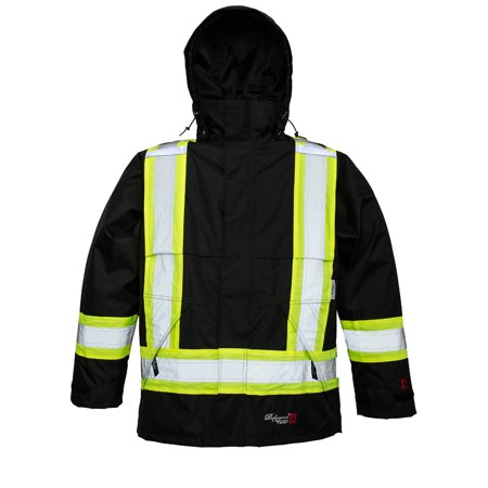 Ripstop Blanket Coats (Men's Professional Journeyman 300D Trilobal Rip-stop FR Jacket)
