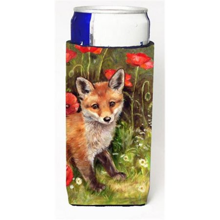 Fox Cub by Debbie Cook Michelob Ultra Can coolers for Slim Cans - image 1 de 1