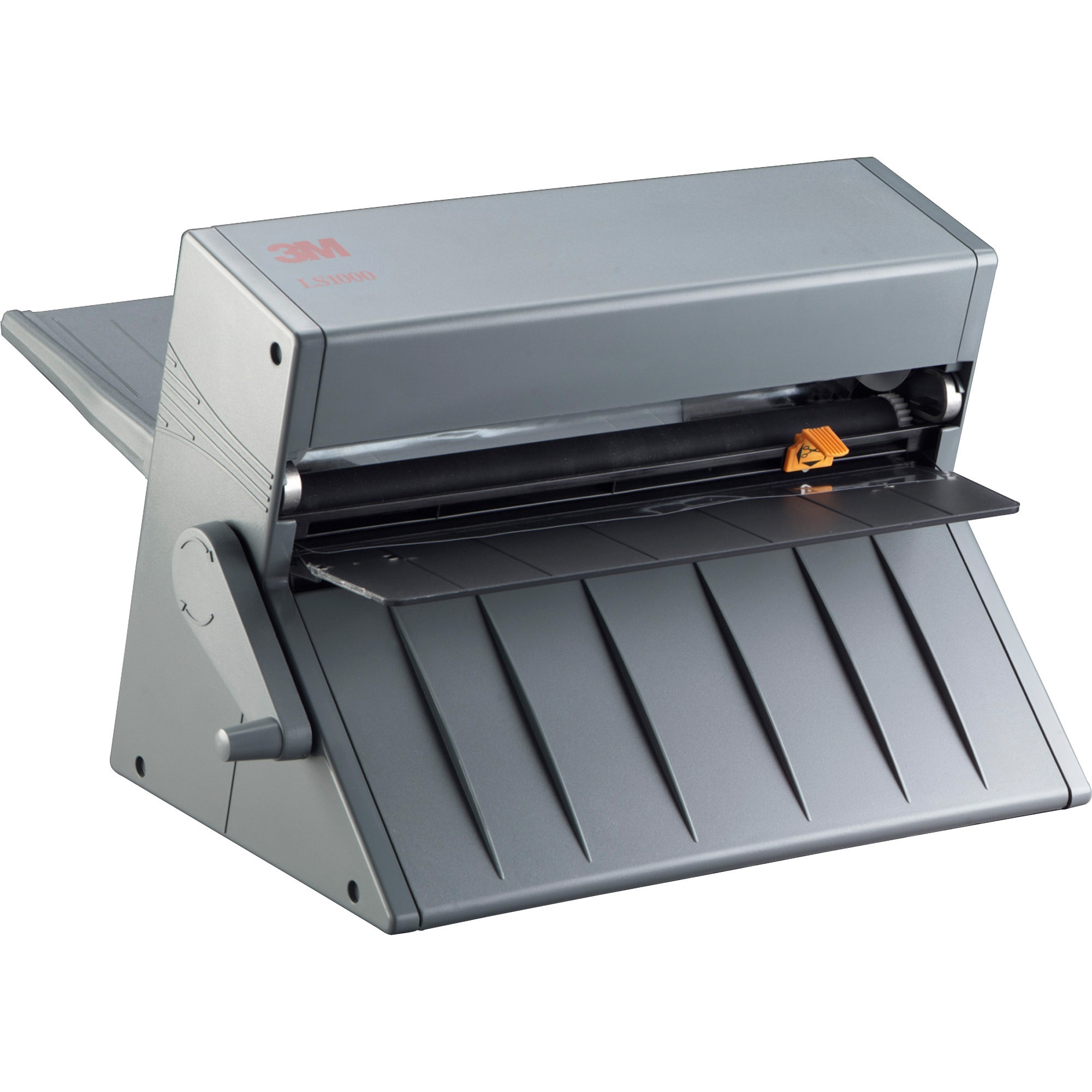 Scotch, MMMLS1000, Non-Electric Laminator, 1, Charcoal