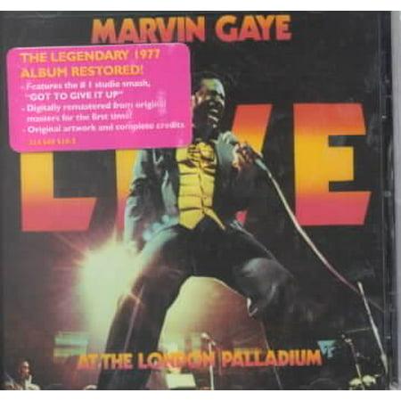 Live at the London Palladium (CD)](R&b Halloween London)