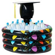 Inflate Graduation Cooler - Party Favors - 1 Piece