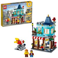 LEGO Creator 3in1 Townhouse Toy Store 31105 Building Kit for Kids (554 Pieces)