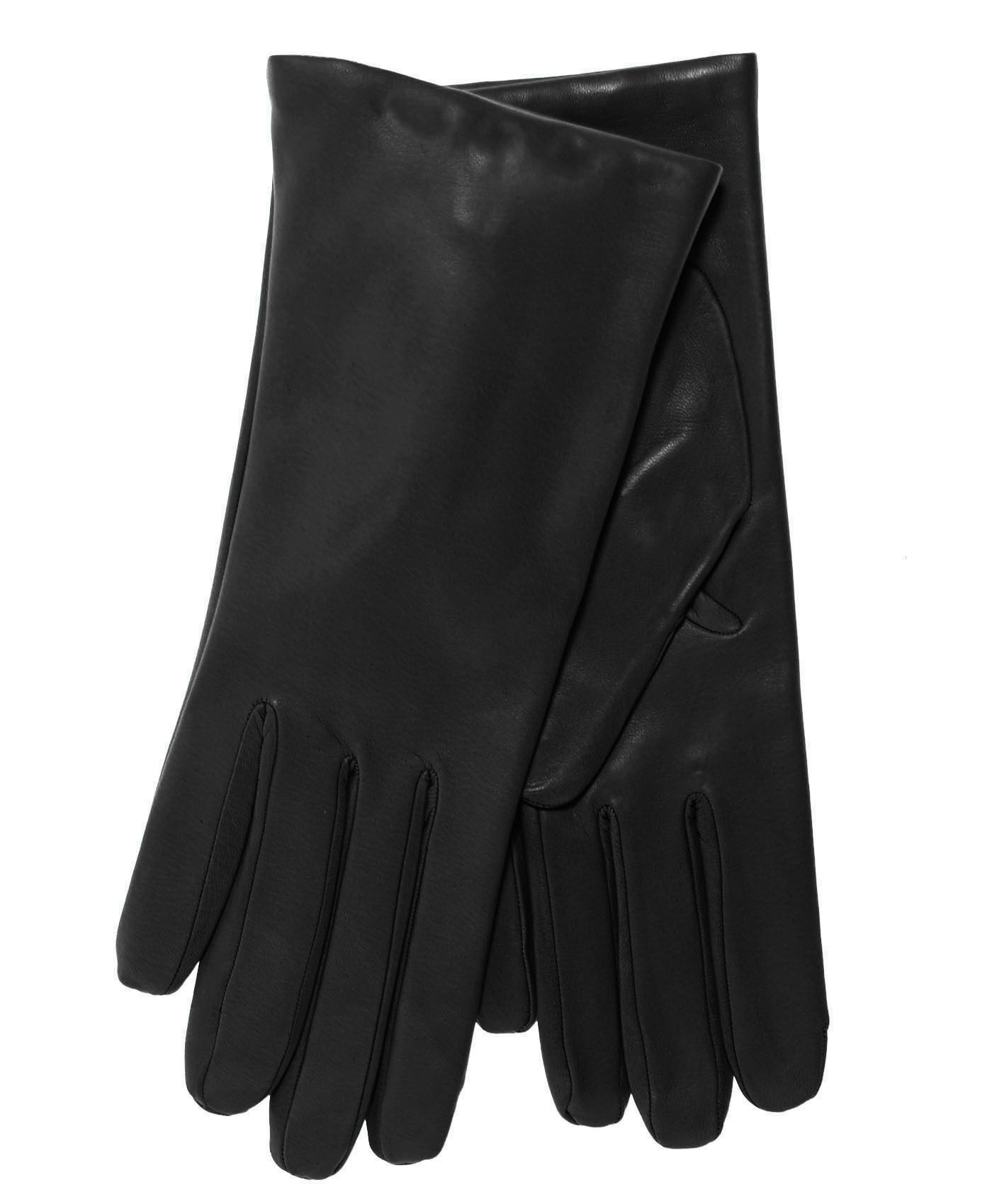 Womens leather gloves green - Fratelli Orsini Everyday Women S Italian Cashmere Lined Leather Gloves Walmart Com