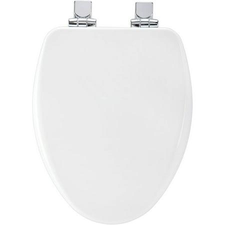 Bemis Residential Alësio II™ High Density™ Toilet Seat White